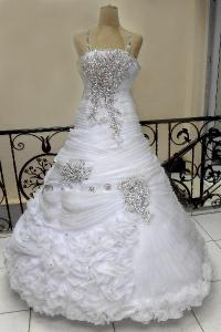 f955259a7efa6 فساتين زفاف و خطوبة مستعملة خفيف بسعر مغري جدا   ملابس نسائية - في ...