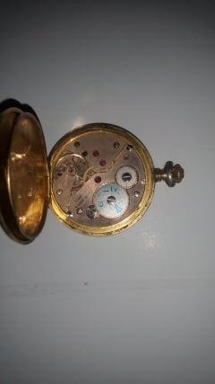 e1fbbd3f9 ساعة جيب أثرية ماركة جيني السويسرية للبيع : مجوهرات - في الجيزة ...